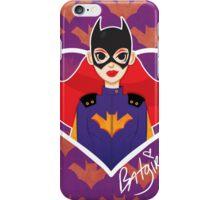 Sweethearts-Burnside Batgirl iPhone Case/Skin