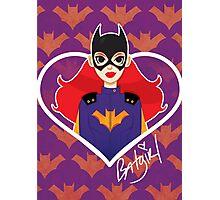Sweethearts-Burnside Batgirl Photographic Print