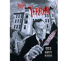 Hotel Terror Photographic Print