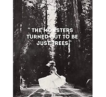 Taylor Swift Out Of The Woods Photographic Print