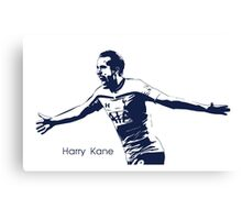 harry kane Canvas Print