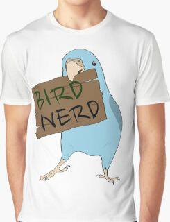 Bird Nerd Graphic T-Shirt