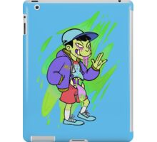 Shocking BarfNess iPad Case/Skin