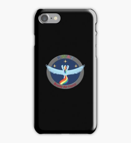 Brony Air Force Logo  iPhone Case/Skin