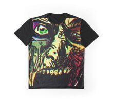 Walking Dead Zombie Ghoul Graphic T-Shirt