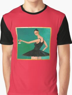 My Beautiful Dark Twisted Fantasy (Ballerina) Graphic T-Shirt