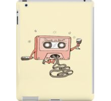 Vomit mixtape iPad Case/Skin