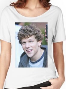 Jesse Eisenberg Women's Relaxed Fit T-Shirt