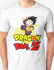 Dragon Ball - Kid Goku Fly T-Shirt