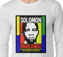 Solomon Mahlangu Long Sleeve T-Shirt