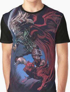 Vampire Summoner Graphic T-Shirt