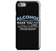 alcohol iPhone Case/Skin