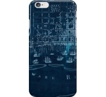 American Revolutionary War Era Maps 1750-1786 979 To the mayor recorder aldermen common council and freemen of Philadelphia this plan of the improved part of Inverted iPhone Case/Skin