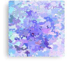 Lilac zinc Metal Print