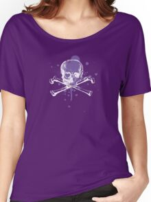 Skull Women's Relaxed Fit T-Shirt