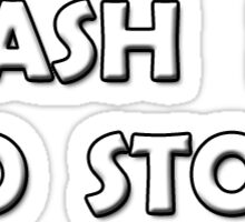 CSGO - Rash B No Stop! Sticker
