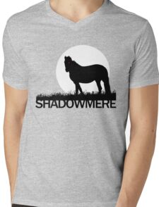 Shadowmere (Elder Scrolls) Mens V-Neck T-Shirt