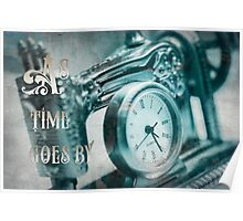 As time goes by.. Poster