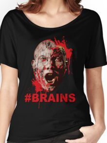 #BRAINS Women's Relaxed Fit T-Shirt