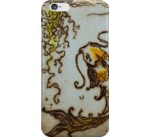 Koi Pond- Zen Garden series 3/3 iPhone Case/Skin