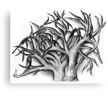 Its a tree Canvas Print