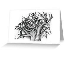 Its a tree Greeting Card