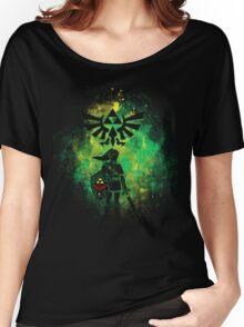 Hyrule Art Women's Relaxed Fit T-Shirt