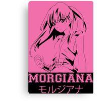 Morgiana Magi Canvas Print
