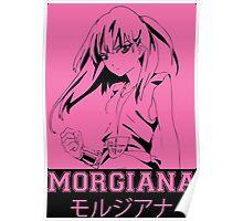 Morgiana Magi Poster