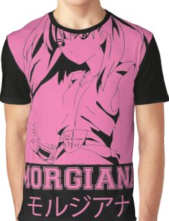 Morgiana Magi Graphic T-Shirt
