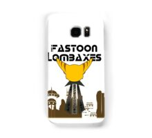 Fastoon Lombaxes (Ratchet and Clank) Samsung Galaxy Case/Skin