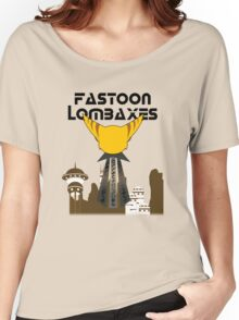 Fastoon Lombaxes (Ratchet and Clank) Women's Relaxed Fit T-Shirt