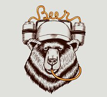 Bear love Beer Unisex T-Shirt