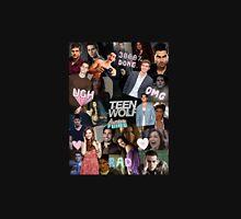 Teen Wolf Collage 2  Unisex T-Shirt