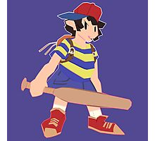 Earthbound Ness Design Photographic Print