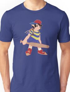Earthbound Ness Design Unisex T-Shirt