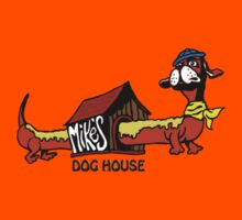 Mike's Doghouse Kids Tee