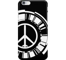 MGS - Peace walker - White iPhone Case/Skin