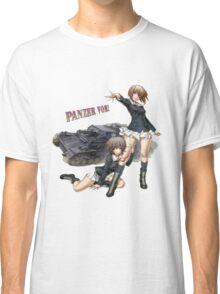 Panzer Vor! - Yukari and Miho Classic T-Shirt