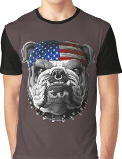 american bulldog Graphic T-Shirt