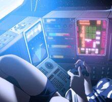Gaming N Space!!! Sticker