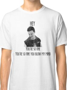 oh Mickey Milkovich you're so fine Classic T-Shirt