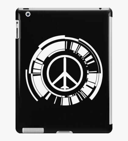 MGS - Peace walker - White iPad Case/Skin