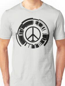 MGS - Peace walker - Black Unisex T-Shirt