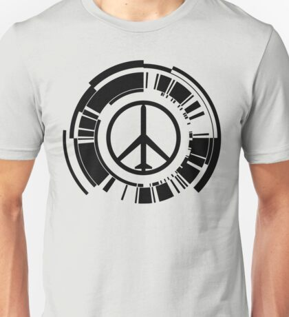 MGS - Peace walker - Black Unisex T-Shirt