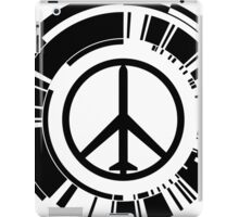 MGS - Peace walker - Black iPad Case/Skin