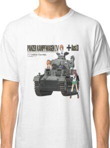 PANZER KAMPFWAGEN IV AUSF F. D Classic T-Shirt