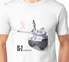 IS-2 Iossif Stalin Katayusha  Unisex T-Shirt
