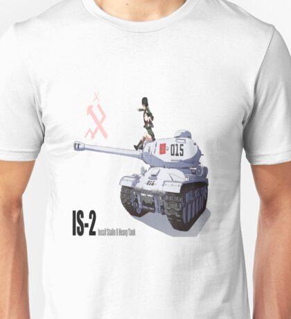 IS-2 Iossif Stalin Katayusha  Unisex T-Shirt
