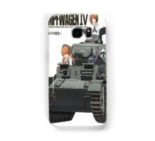 PANZER KAMPFWAGEN IV AUSF F. D Samsung Galaxy Case/Skin